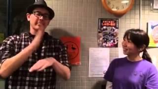 ASL協会講師のマーティンさんがノックカフェバーご来店くださいました!...