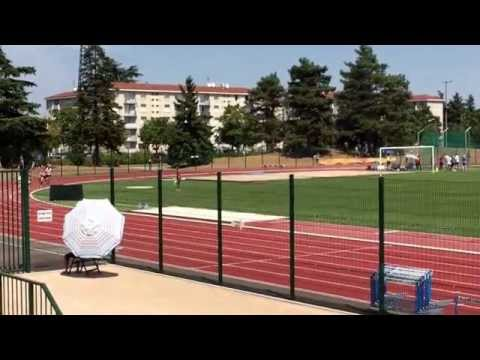 Masters Outdoor World Championships M40 800m Lyon, France