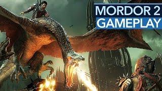 Mittelerde: Schatten des Krieges - 16 Minuten Gameplay: So funktioniert Mordor 2