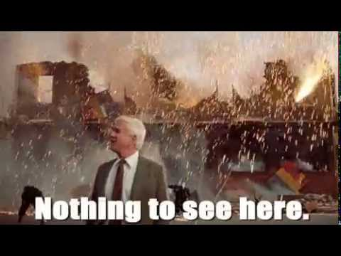 Image result for police squad move along nothing to see here