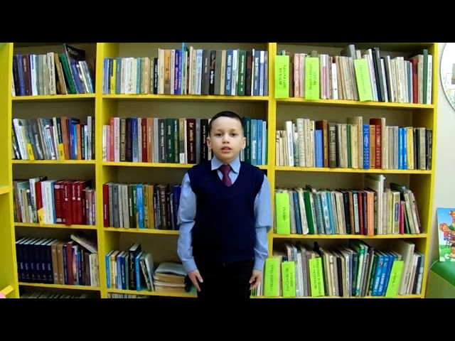 Изображение предпросмотра прочтения – АртурШаяхметов читает произведение «На лугу» А.А.Блока
