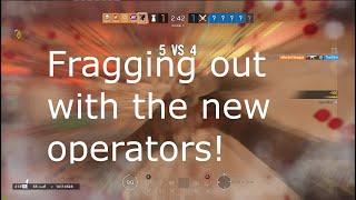 The New Operators  are OP!!! - Rainbow Six Siege