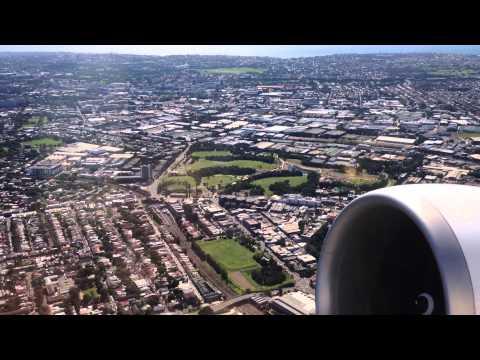 JAL 772【Sydney - Tokyo(Narita)】Boeing 777-300ER