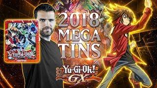 Jaden Yuki Yu-Gi-Oh 2018 Mega Tin