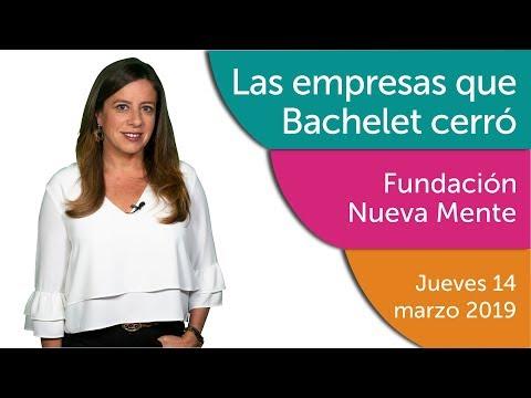 Las empresas que Bachelet cerró.