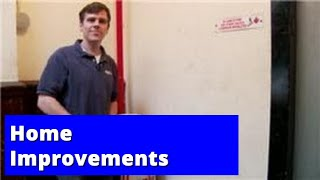 Home Improvements : Removing Old Wall Paint