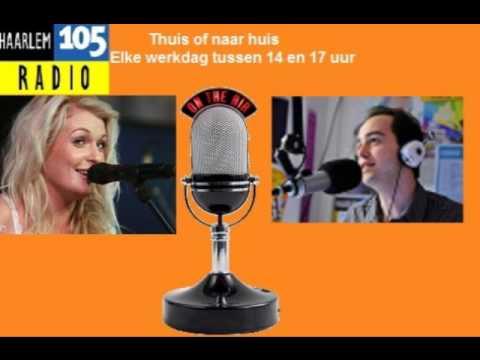 Thuis of naar huis Interview Miss Montreal - Haarlem 105 RTV