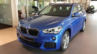 2018 BMW X1 sDrive18d Modell M Sport | -[BMW.view]-