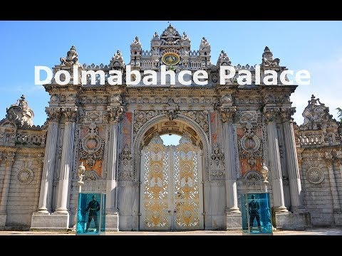 Dolmabahce Palace The Largest Palace In Istanbul - Vlog 4