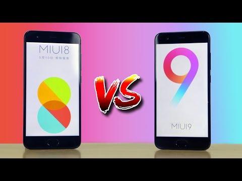 Is MIUI 9 Really Faster? MIUI 9 vs MIUI 8 Speedtest Comparison!