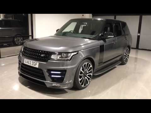 range rover vogue l405 bespoke custom 2017 body styling. Black Bedroom Furniture Sets. Home Design Ideas
