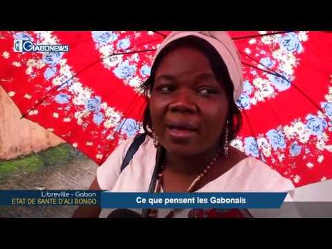 GABON / SANTÉ D'ALI BONGO ONDIMBA : Ce que pensent les gabonais