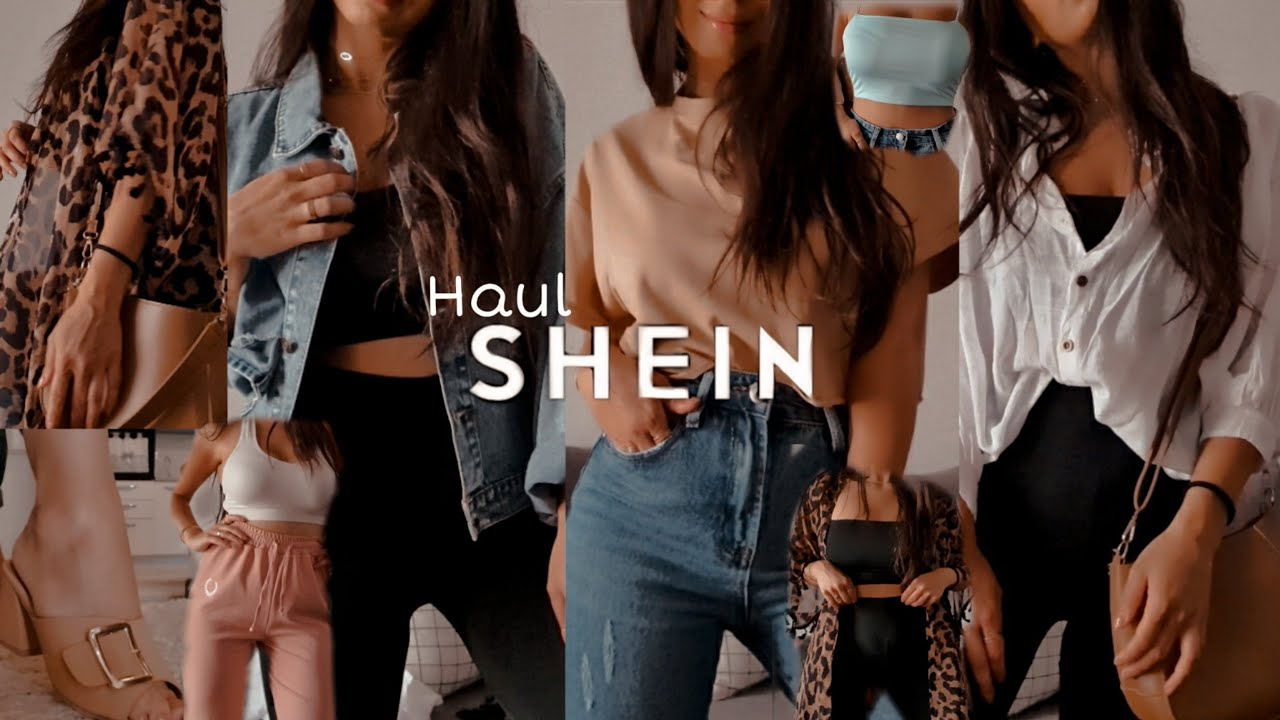 TRY ON HAUL SHEIN - SHOPPING LOW COST🤏🤑 | SPUNTI OUTFIT | CAPI INDOSSATI| SHOES, DENIM