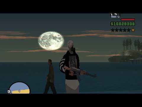GTA - San Andreas Вид от первого лица #7