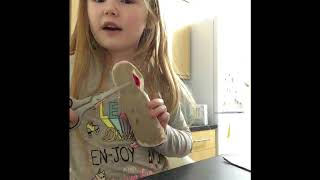 Alexa Lily's Barbie Magazine Toy Review