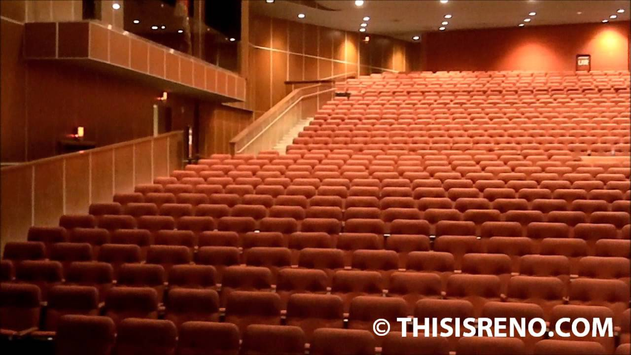 The Summit Reno >> Inside the New Grand Theatre at GSR - YouTube