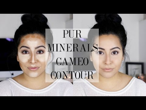 Pur Minerals Cameo Highlight/Contour | MissTiffanyKaee