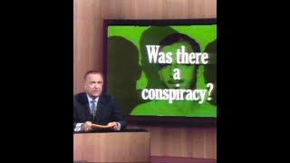 """A CBS News Inquiry: The Warren Report"" (1967) PREVIEW Parts I & II"