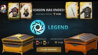 Shadow Fight 3 Official  Season Reward & Look Inside 6