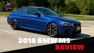 The 2018 BMW M5 Truly Is The Ultimate Driving Machine