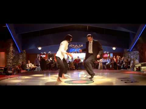 Pulp Fiction - Dancing Scene [HD]