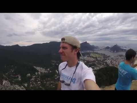 UNC MJ School Trip to Rio de Janeiro