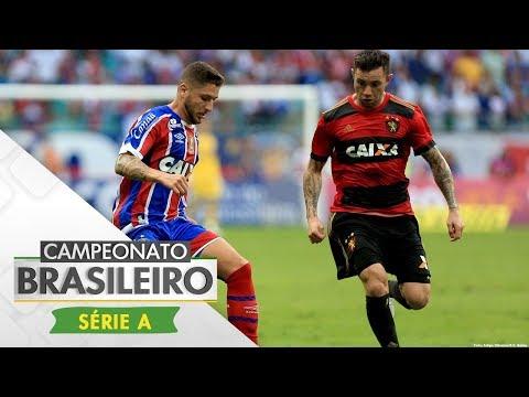 Melhores momentos - Bahia 1 x 3 Sport - Campeonato Brasileiro (30/07/17)