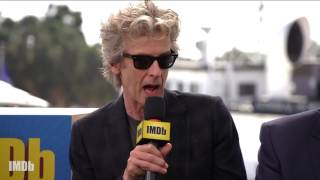 Doctor Who - Peter Capaldi On IMDb Explaining Why He Decided To Leave Doctor Who