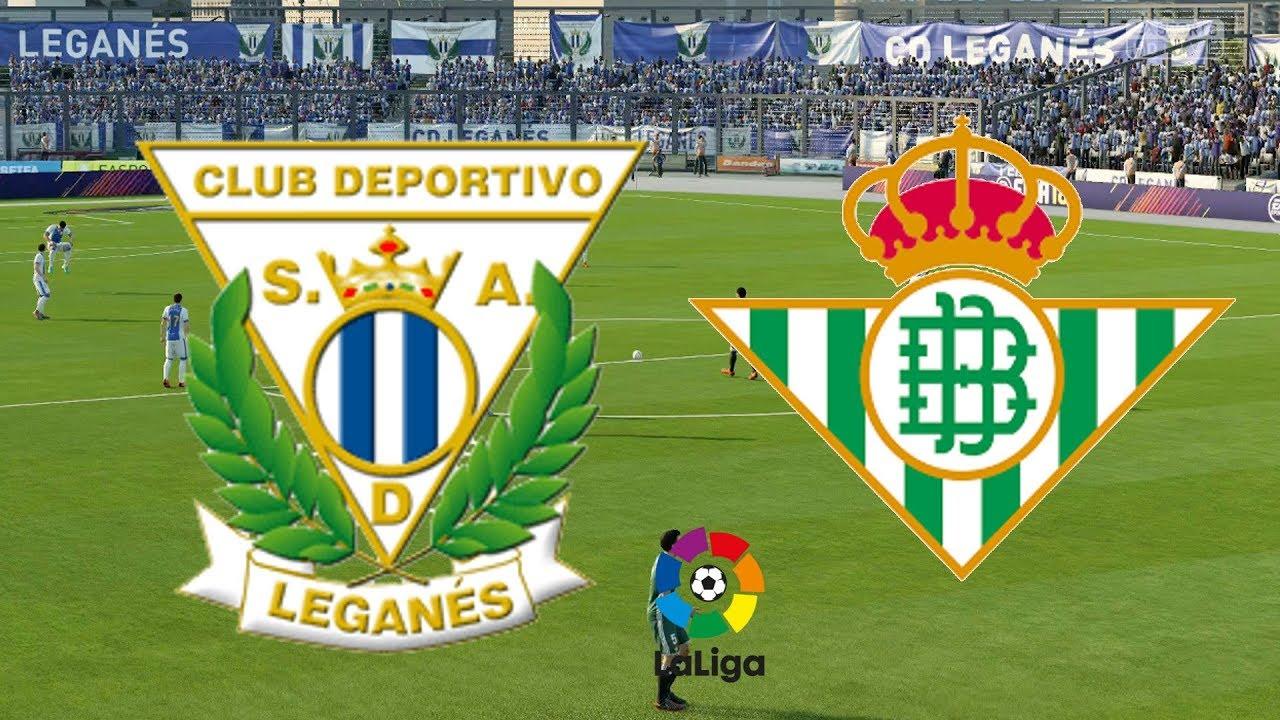 Kết quả hình ảnh cho Leganés vs Real Betis