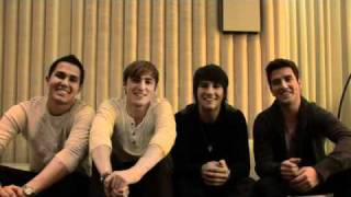 Happy Valentines from Big Time Rush