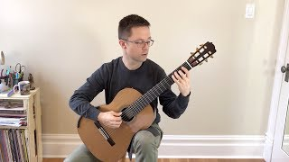 lesson: scales in 3rds, 6ths, octaves, and 10ths for classical guitar