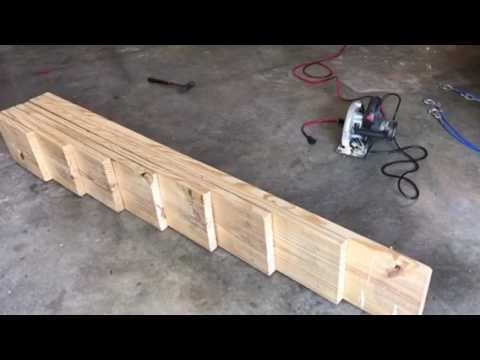 DIY RV Leveling Ramps - YouTube