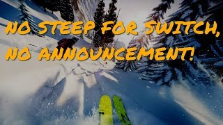 Ubisoft Cancels Steep On Switch, Doesn't Bother To Tell Anyone