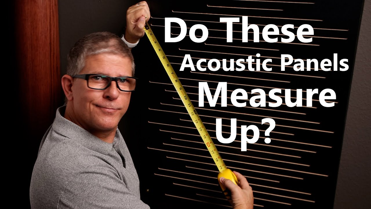 Does Acoustic Treatment Make a DIFFERENCE? - GIK Impression Series