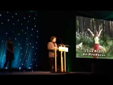 Tourism British Columbia Media Award to Hippy Gour...