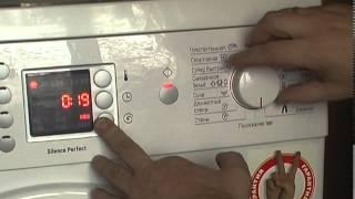 видео Ошибка F04 в стиральной машине Бош