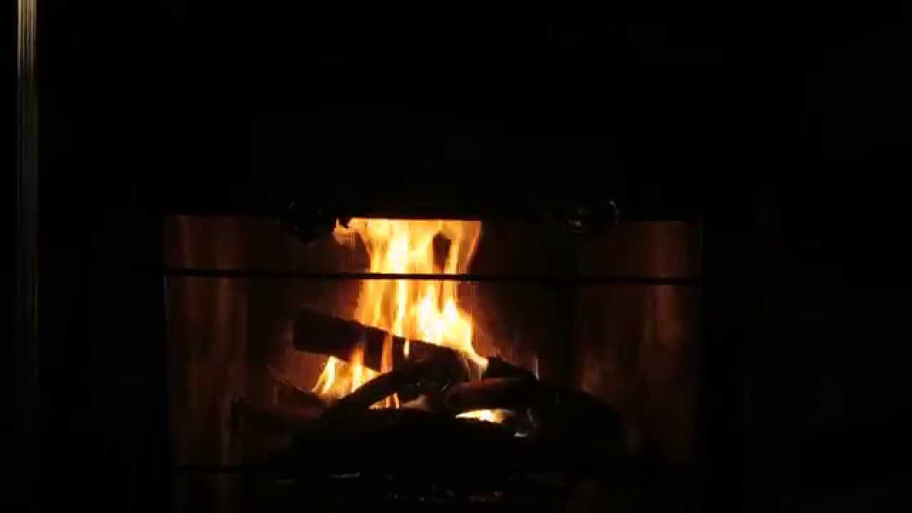 using my fireplace for the first time youtube