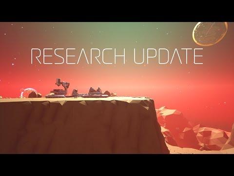Astroneer - Research Update Trailer