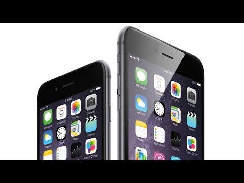 iPhone 6 засветился в видеоролике (видео)