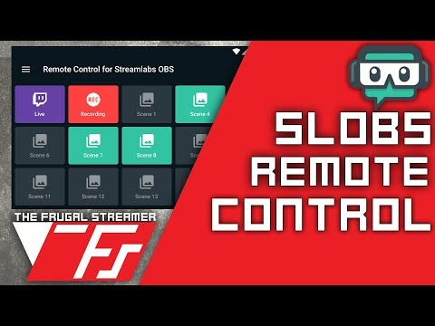 Streamlabs OBS: Streamlabs Remote Easy Setup!