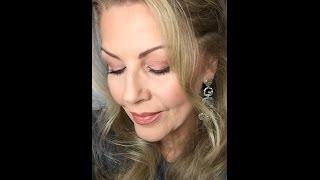 Everyday makeup tutorial for MATURE women... Monthly makeup FAVORITES!