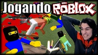 Playing Roblox-the FUTURE, MORE BUGADO GAME FROM ROBLOX!