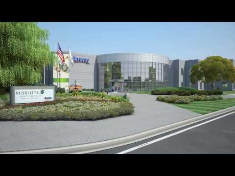 Recorrido virtual por la sede de Amway en Buena Park, California (EE.UU)