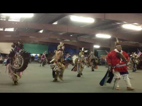Jr Men's Traditional Arlee Powwow 2017 Friday