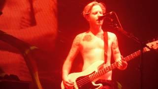 Biffy Clyro - Spanish Radio Live Birmingham LG Arena (NEC) 21.03.2013