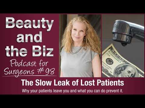 Ep.98: The Slow Leak of Lost Patients