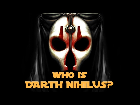 Who is Darth Nihilus? - Star Wars Characters Explained!!
