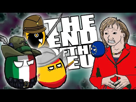 END Of The EU- The Biggest Casualty Of 2020