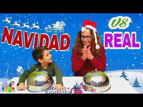 Navidad  y realidad con juegos y juguetes de Ares