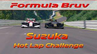 Gran Turismo®SPORT - Suzuka Hot Lap Challenge